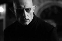 Mark Strong as Nosferatu in Nosferatu in Love for Sky Arts