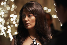 Yasmine Akram as Lara in Undercover