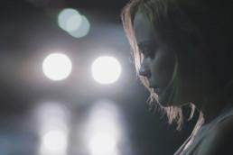 Lena Papaligoura as Aurora in Nocturne