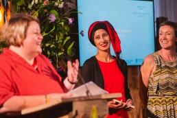 Margery Bone Taiba Amla New Writing North awards